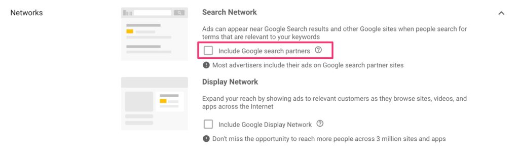google-adwords-search-partners